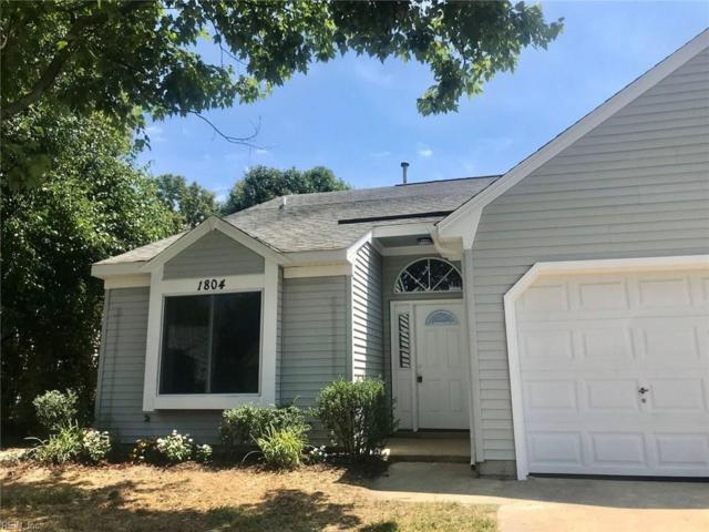 1804 Bernstein Dr, Virginia Beach, VA 23454 (MLS #10211841) :: Chantel Ray Real Estate