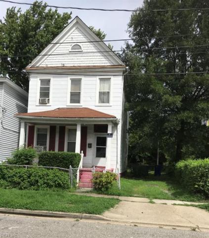 1145 24th St, Newport News, VA 23607 (#10211857) :: Austin James Real Estate