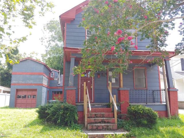 822 28th St, Newport News, VA 23607 (#10211892) :: Austin James Real Estate