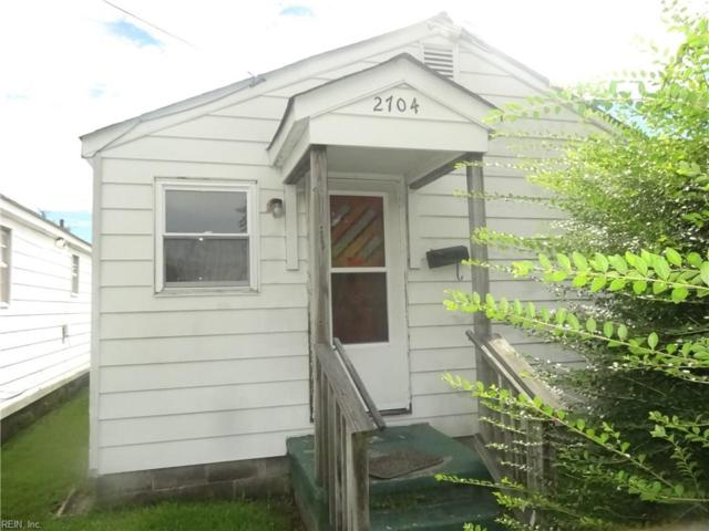 2704 Madison Ave, Newport News, VA 23607 (#10211903) :: Austin James Real Estate