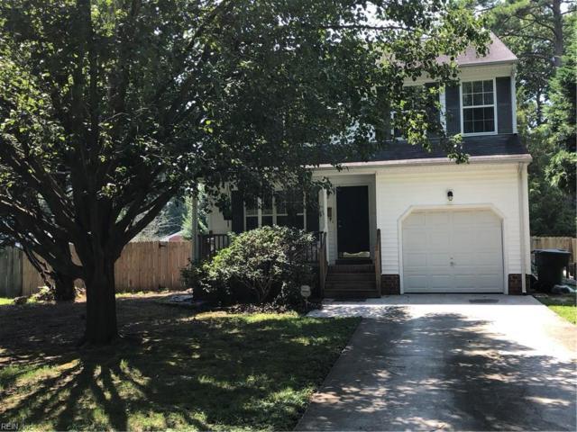 305 Ronald Dr, Newport News, VA 23602 (#10211981) :: Green Tree Realty Hampton Roads
