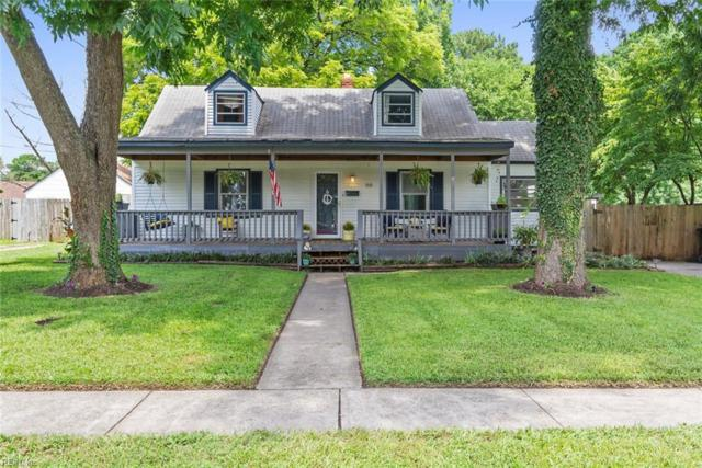 110 Oregon Ave, Portsmouth, VA 23701 (#10212272) :: Berkshire Hathaway HomeServices Towne Realty