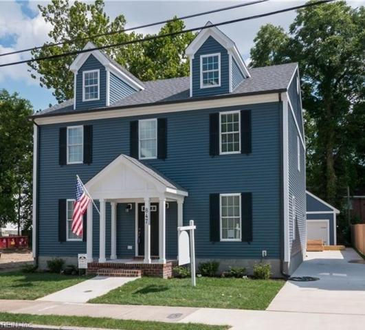 855 W 35th St, Norfolk, VA 23508 (#10212296) :: Austin James Real Estate
