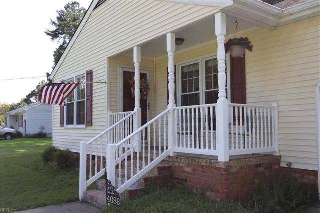4086 Park St, Gloucester County, VA 23072 (#10212350) :: The Kris Weaver Real Estate Team