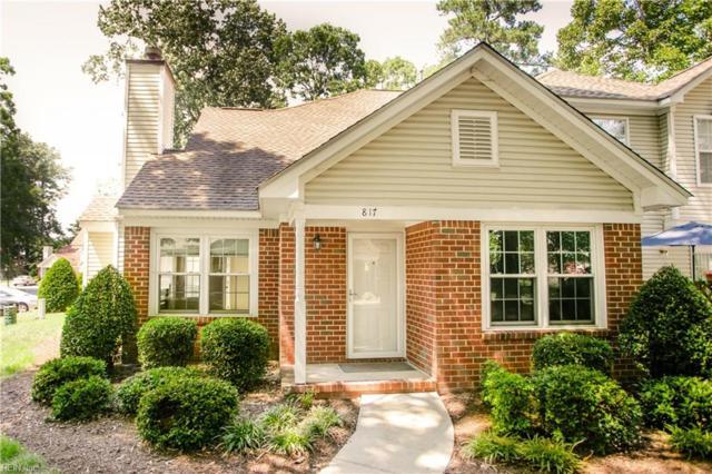 817 Masters Trl, Newport News, VA 23602 (#10212382) :: Green Tree Realty Hampton Roads