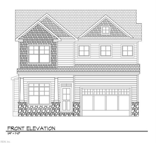 Lot B Pinewood (400 Blk) Dr, Virginia Beach, VA 23451 (MLS #10212496) :: AtCoastal Realty