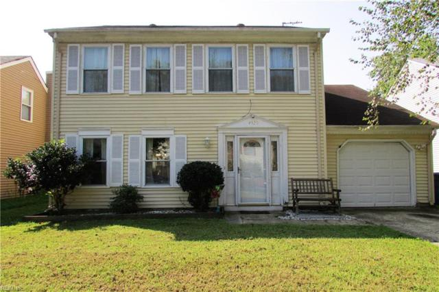4929 Halwell Dr, Virginia Beach, VA 23464 (MLS #10212518) :: Chantel Ray Real Estate