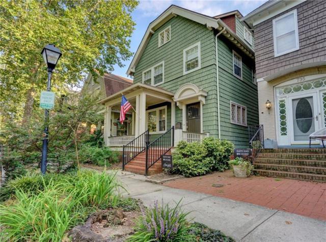 733 Graydon Ave, Norfolk, VA 23507 (MLS #10212570) :: Chantel Ray Real Estate