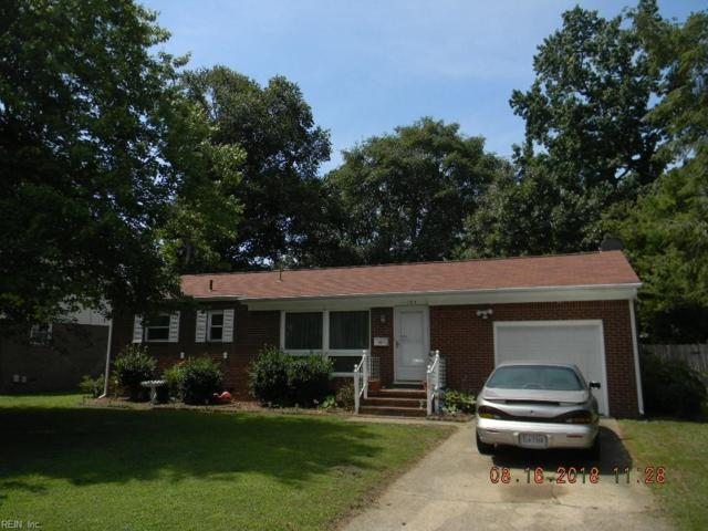 104 Basswood Dr, Newport News, VA 23601 (#10212689) :: Berkshire Hathaway HomeServices Towne Realty