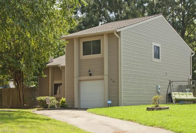 916 Thornhill Pl, Virginia Beach, VA 23462 (MLS #10212763) :: Chantel Ray Real Estate