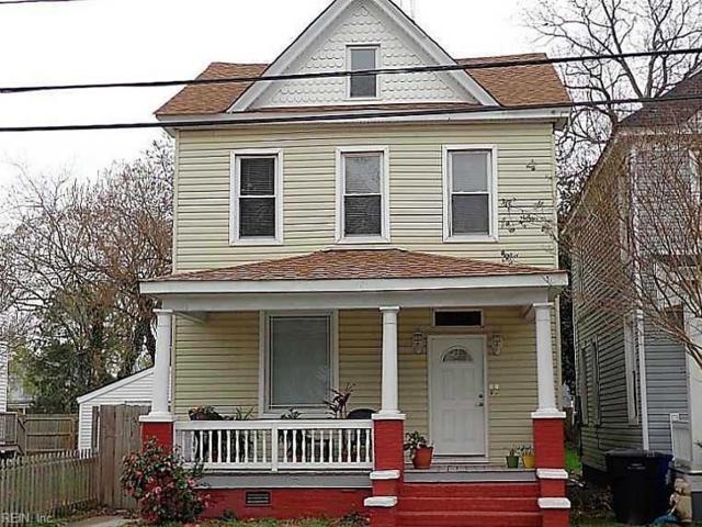 70 Elm Ave, Portsmouth, VA 23704 (MLS #10212805) :: Chantel Ray Real Estate