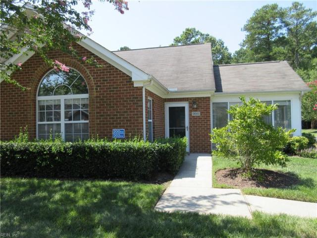 200 Rainbrook Way, York County, VA 23692 (#10212851) :: Austin James Real Estate