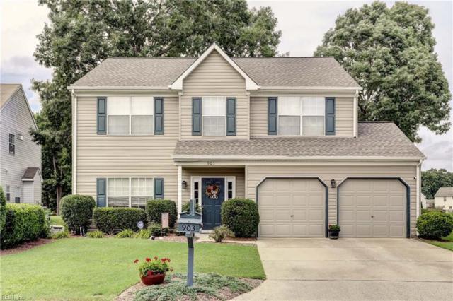903 Foxboro Dr, Newport News, VA 23602 (#10212885) :: Green Tree Realty Hampton Roads