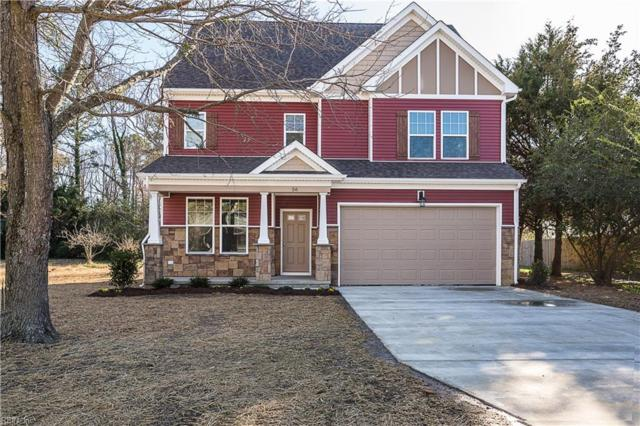 183 Pine Chapel Rd, Hampton, VA 23666 (MLS #10212906) :: Chantel Ray Real Estate