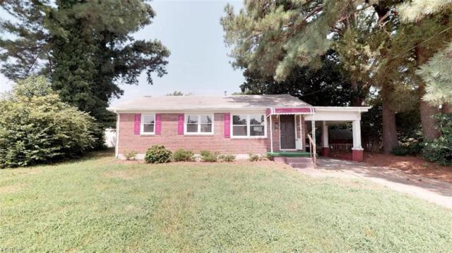 1018 Kitt Ct, Portsmouth, VA 23701 (MLS #10212917) :: AtCoastal Realty