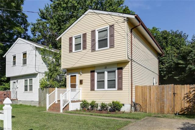13 Kempton St, Hampton, VA 23669 (#10212966) :: Berkshire Hathaway HomeServices Towne Realty