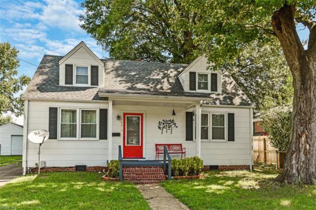 1544 Nelms Ave, Norfolk, VA 23502 (MLS #10212976) :: Chantel Ray Real Estate