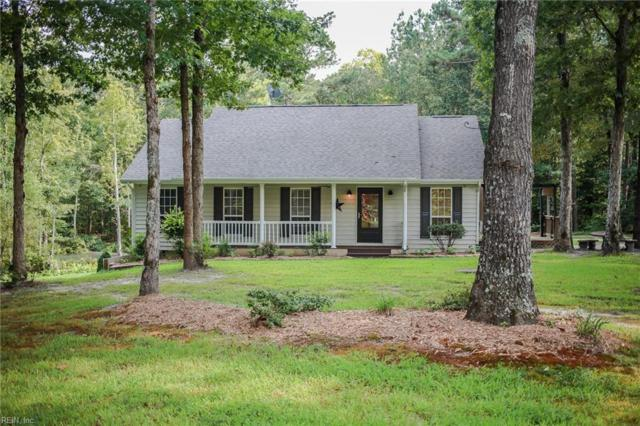 2558 Cabin Point Rd, Surry County, VA 23881 (MLS #10212978) :: Chantel Ray Real Estate
