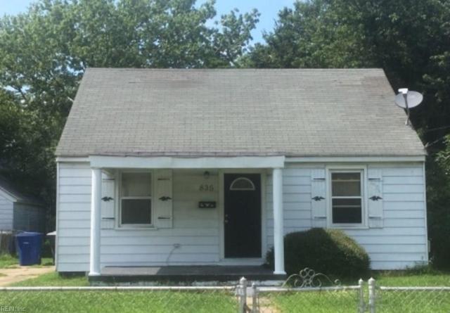 835 18th St, Newport News, VA 23607 (#10212981) :: RE/MAX Central Realty