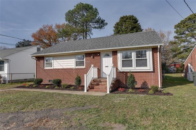 2021 Richard Ave, Hampton, VA 23664 (#10212983) :: Green Tree Realty Hampton Roads