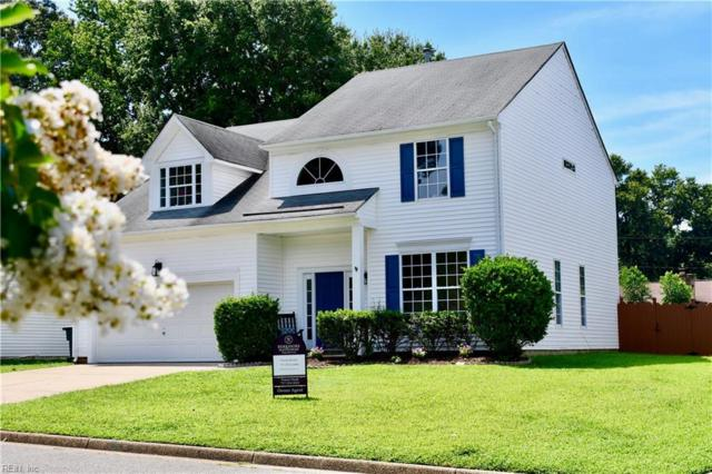 127 Pine Bluff Dr, Newport News, VA 23602 (#10213027) :: Austin James Real Estate