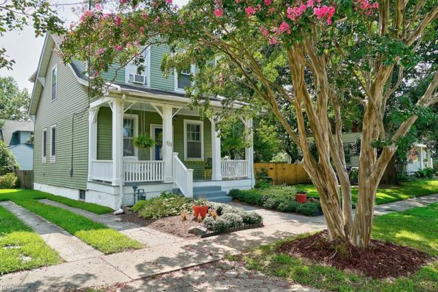 515 New York Ave, Norfolk, VA 23508 (MLS #10213036) :: Chantel Ray Real Estate