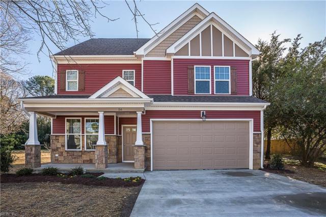 122 Lucas Creek Rd, Newport News, VA 23602 (#10213038) :: Green Tree Realty Hampton Roads