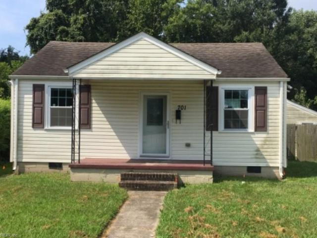 701 Smith St, Hampton, VA 23661 (#10213039) :: RE/MAX Central Realty