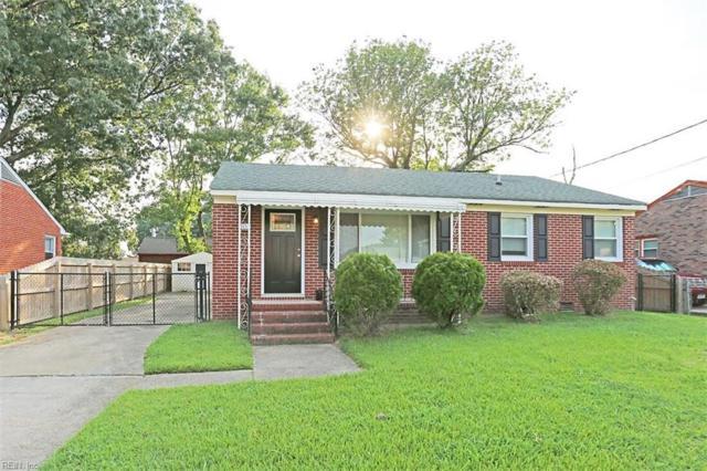 10 Juanita Dr, Hampton, VA 23666 (#10213052) :: Berkshire Hathaway HomeServices Towne Realty