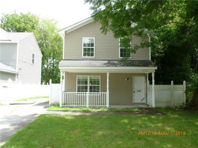 1402 Lead St, Norfolk, VA 23504 (MLS #10213067) :: Chantel Ray Real Estate