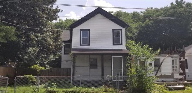 1136 31st St, Newport News, VA 23607 (#10213071) :: Berkshire Hathaway HomeServices Towne Realty