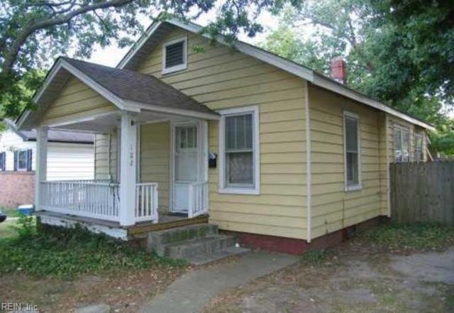 102 E Kelly Ave, Hampton, VA 23663 (#10213136) :: RE/MAX Central Realty