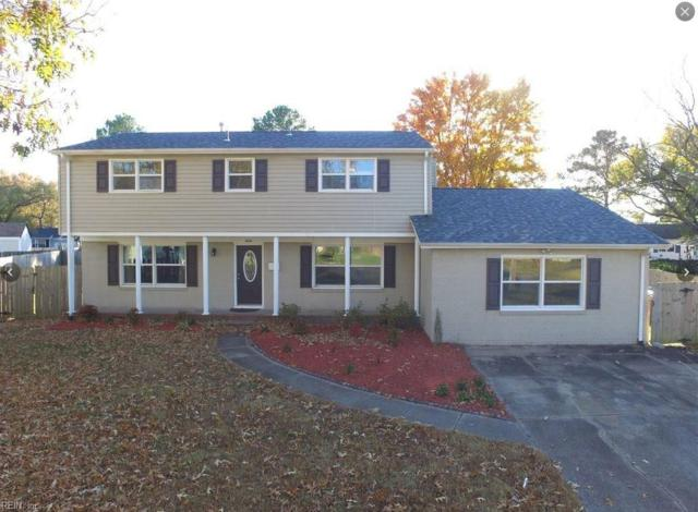 5405 Coventry Cir, Virginia Beach, VA 23462 (#10213139) :: Green Tree Realty Hampton Roads
