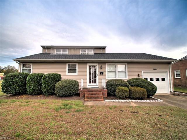 2801 Bending Oak Dr, Hampton, VA 23666 (#10213158) :: Reeds Real Estate