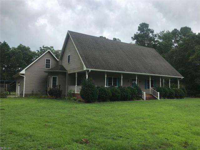 8571 Harrell Mill Rd, Sussex County, VA 23890 (#10213604) :: Coastal Virginia Real Estate