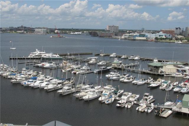 One Crawford Pw #1301, Portsmouth, VA 23704 (#10213678) :: Berkshire Hathaway HomeServices Towne Realty