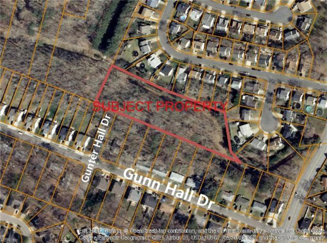 Lot Gunter Hall Dr, Virginia Beach, VA 23454 (#10213680) :: Atkinson Realty