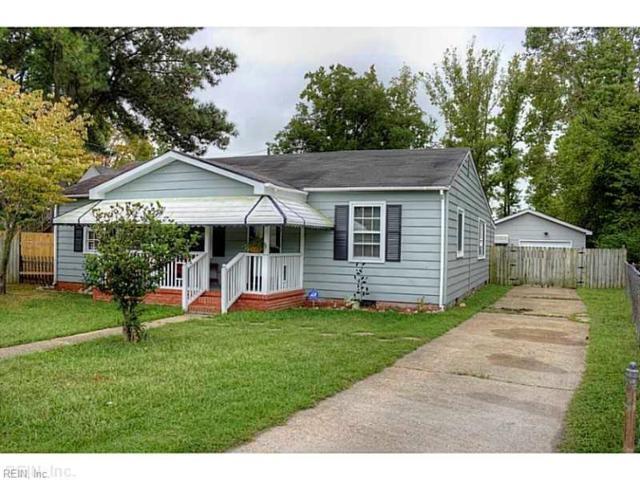 708 Summers Pl, Portsmouth, VA 23702 (MLS #10213723) :: Chantel Ray Real Estate