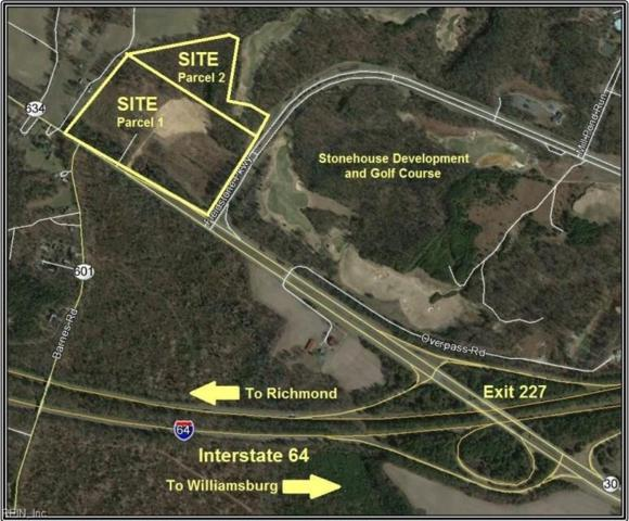 9686 - 9690 Old Stage Rd, James City County, VA 23168 (#10213755) :: Abbitt Realty Co.