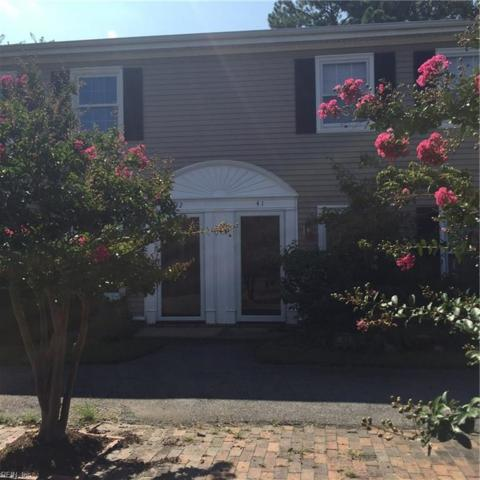 41 Towne Square Dr, Newport News, VA 23607 (#10213929) :: Berkshire Hathaway HomeServices Towne Realty