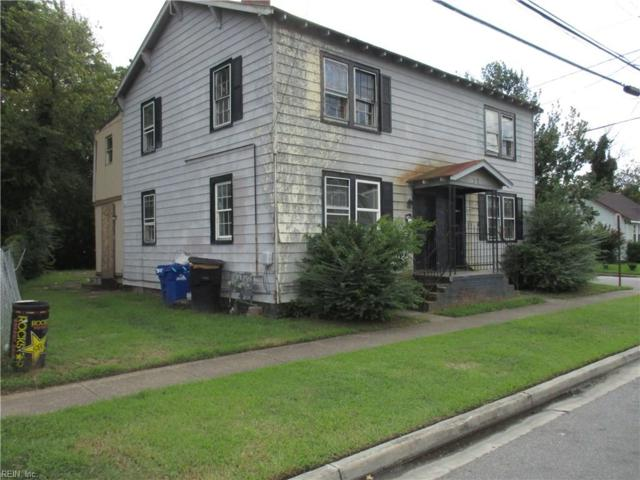2315 Lincoln St, Portsmouth, VA 23701 (#10214093) :: Berkshire Hathaway HomeServices Towne Realty
