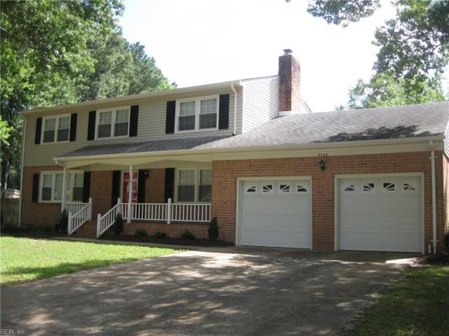 5749 Lancelot Dr, Virginia Beach, VA 23464 (MLS #10214299) :: Chantel Ray Real Estate