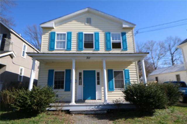 311 S Hope St, Hampton, VA 23663 (#10214315) :: The Kris Weaver Real Estate Team