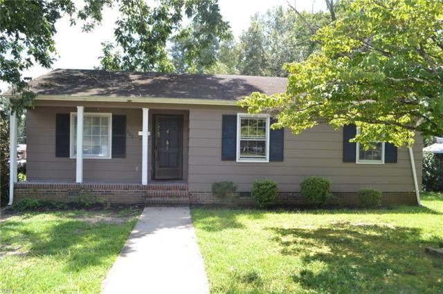 603 Brunswick Ave, Emporia, VA 23847 (#10214362) :: The Kris Weaver Real Estate Team