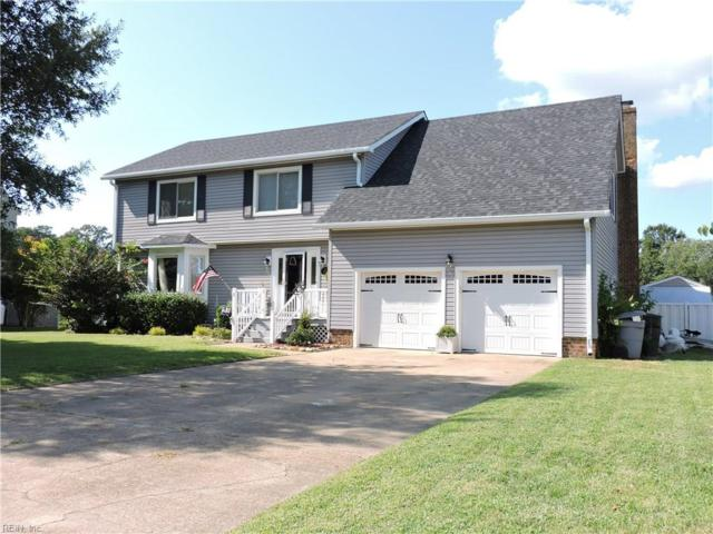 309 Lakeland Dr, Hampton, VA 23669 (#10214366) :: Abbitt Realty Co.