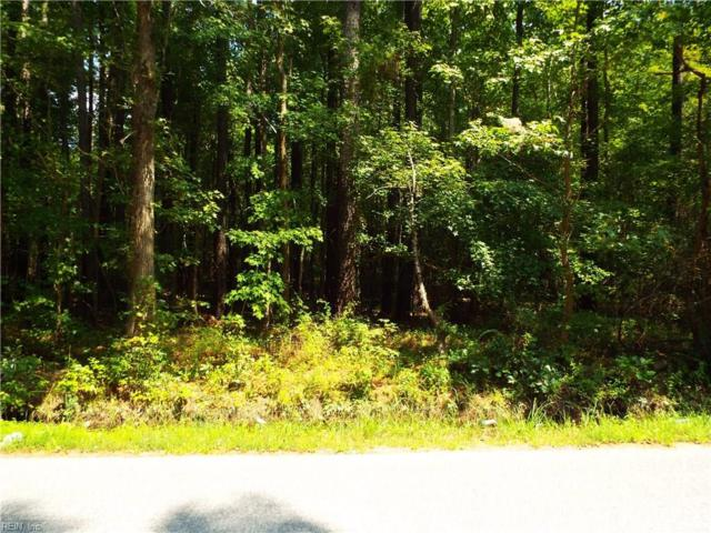 Lot 51 Browns Ave, Southampton County, VA 23866 (#10214534) :: Avalon Real Estate