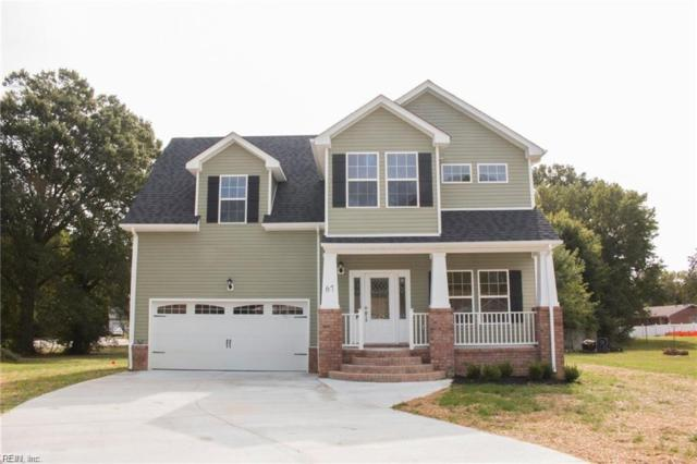 4401 Miles Ave, Suffolk, VA 23435 (#10214654) :: Abbitt Realty Co.