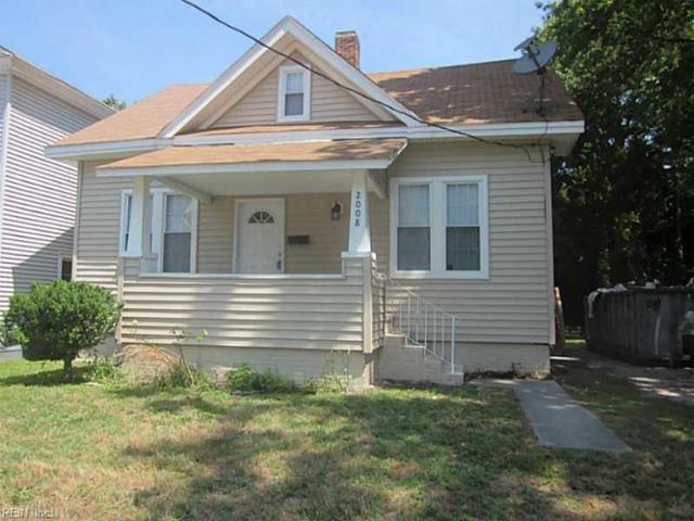 2008 King St, Portsmouth, VA 23704 (#10214686) :: The Kris Weaver Real Estate Team