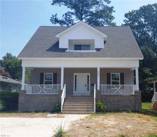 208 N Fourth St, Hampton, VA 23664 (#10214750) :: Abbitt Realty Co.