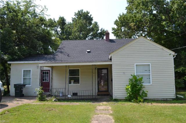 4 Clover St, Hampton, VA 23669 (#10214772) :: Coastal Virginia Real Estate